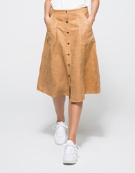 Abbot Skirt Tan