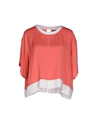 Anonyme Designers Blouses Coral