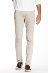 Fidelity Jimmy Tailored Slim Fit Pant Brown