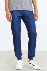 Publish Vandore Indigo Jogger Pant Rinsed Denim