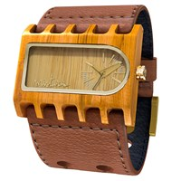 Mistura Wooden Ferro Watch Brown