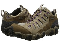 Oboz Sawtooth Low Bdry Violet Women's Shoes Purple