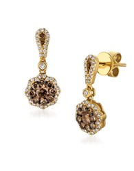 Levian Le Vian Chocolatier Earrings Gold