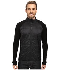 Smartwool Propulsion 60 Jacket Black Black Men's Jacket