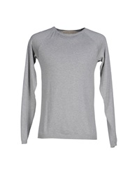 Misericordia Sweaters Light Grey