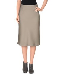 Laviniaturra 3 4 Length Skirts Grey