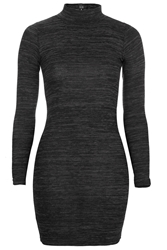 Bodycon Dress By Goldie Charcoal
