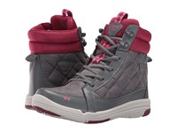 Ryka Aurora Iron Grey Rhodedendron Fuchsia Purple Women's Shoes Brown