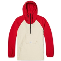 Penfield Pac Jac Packable Jacket Red And Tan