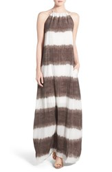 Women's Bailey 44 'Galabeya' Dip Dye Low Back Maxi Dress