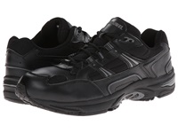 Vionic With Orthaheel Technology Walker Black Men's Shoes