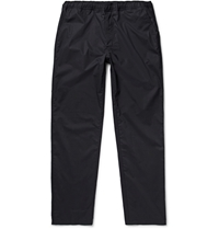 Our Legacy Cotton Shell Trousers Blue