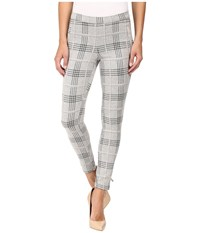Hue Glen Plaid Loafer Skimmer Light Grey Heather Women's Clothing Gray