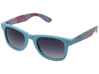 Lilly Pulitzer Madeline Let's Cha Cha Blue Front Fashion Sunglasses