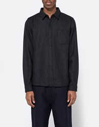 Native Youth Icelandic Shirt Black