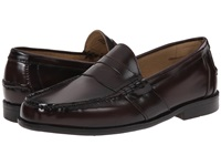 Nunn Bush Kent Penny Loafer Burgundy Men's Slip On Shoes