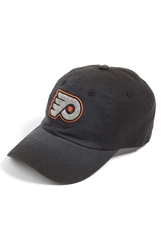 American Needle 'Philadelphia Flyers Luther' Snapback Cap Black Orange