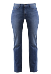 Wrangler Tina Bootcut Jeans Blue Horizon Light Blue