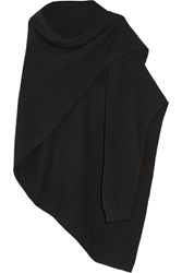 Lemaire Asymmetric Yak And Wool Blend Scarf