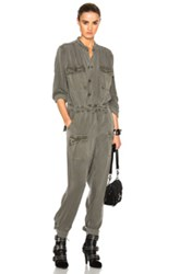 Nsf Miche Jumpsuit In Green