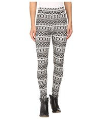 Rock And Roll Cowgirl Leggings 78 8229 White Women's Casual Pants