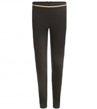 Stella Mccartney Bale Skinny Trousers Black
