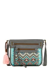 T Shirt And Jeans Festival Muse Crossbody