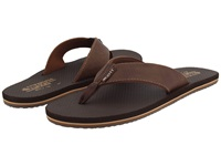 Scott Hawaii Koa Chocolate Men's Sandals Brown