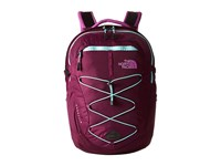 The North Face Women's Borealis Pamplona Purple Bonnie Blue Backpack Bags