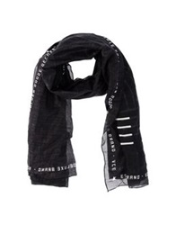 Golden Goose Stoles Black