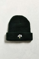 Urban Outfitters Embroidered Cloud Watch Cap Green