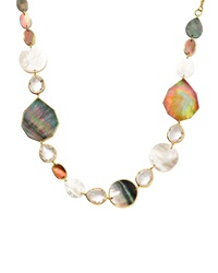 Ippolita Ondine Multi Station Necklace Gold