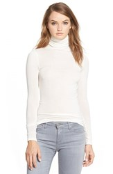 Chelsea 28 Women's Chelsea28 Layering Turtleneck White Snow