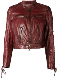 Dsquared2 Band Collar Jacket