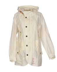 People Coats And Jackets Jackets Women Ivory