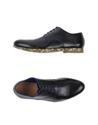 Dries Van Noten Lace Up Shoes Black