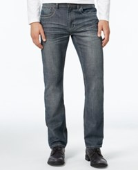 Inc International Concepts Men's Pablo Slim Straight Jeans Only At Macy's Medium Wash