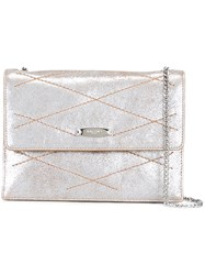 Lanvin 'Sugar' Shoulder Bag Metallic