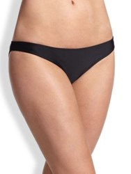 Mikoh Basic Full Coverage Bikini Bottom Black
