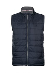 Raging Bull Lightweight Padded Gilet Navy