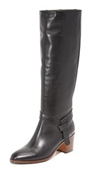 Kate Spade Mabelle Tall Boots Black