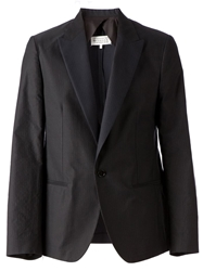 Maison Martin Margiela Structured Blazer Black
