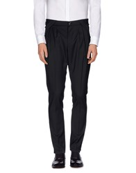 Alessandro Dell'acqua Trousers Casual Trousers Men Black