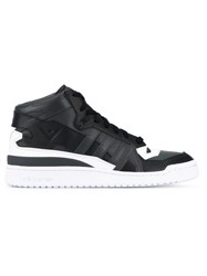Adidas By White Mountaineering 'Forum Mid' Sneakers Black