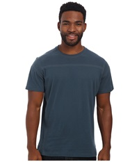 Kuhl Blast S S Shirt Shadow Blue Men's Clothing