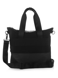 Y 3 Qasa Tote Bag Black