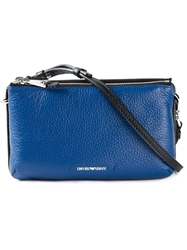 Emporio Armani Colour Block Clutch