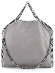 Stella Mccartney Falabella Three Chain Bag Grey