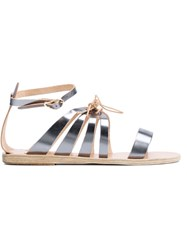 Ancient Greek Sandals 'Iphigenia' Flat Sandals Nude And Neutrals