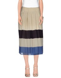 Mauro Grifoni Skirts 3 4 Length Skirts Women